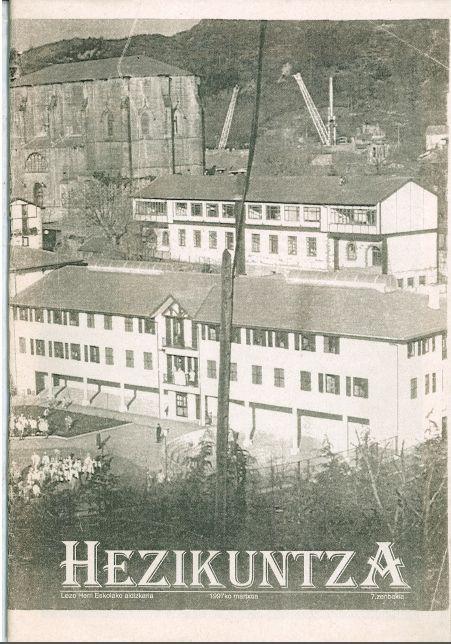 Hezikuntza aldizkaria