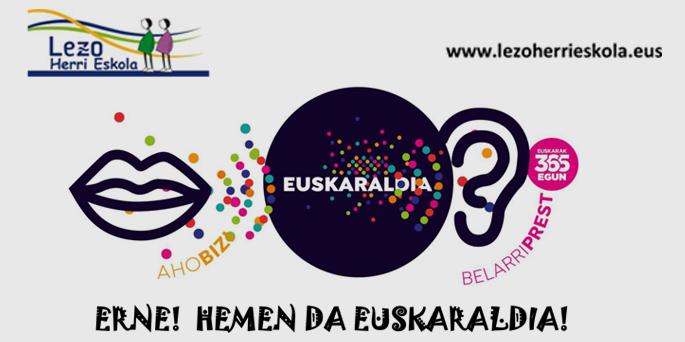 euskaraldia izen-ematea 2020